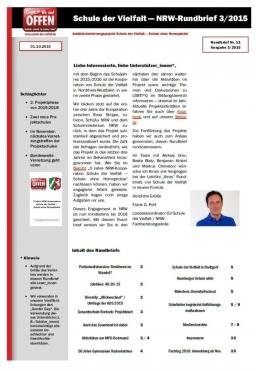 3 Jahres-Bericht zur NRW-Kooperation