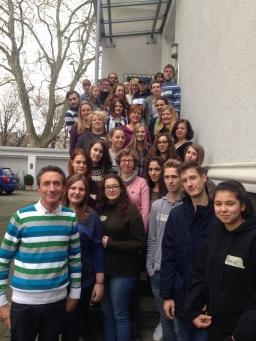 Bochum: Eltern Schüler, Lehrkräfte in der Rosa Strippe