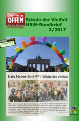 Collage: Rundbrief Herbst 2016