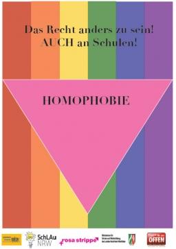 Homosexualität in der Schule Zur Vielfalt ermutigen